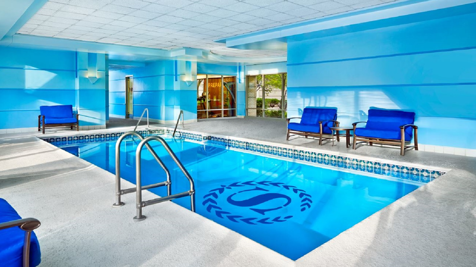 Sheraton Suites Chicago Elk Grove - Indoor Pool